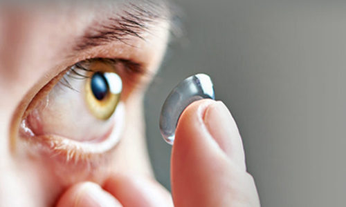 Contact Lenses Application